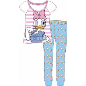 Daisy Duck S/Sleeve Top Pyjamas- 31808