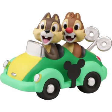 Precious Moments Disney Showcase Disney Collectible Parade Chip and Dale Figurine