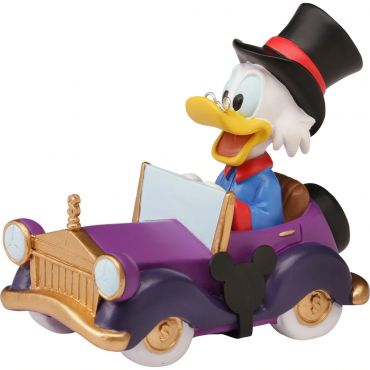 Precious Moments Disney Showcase Disney Collectible Parade Scrooge McDuck Figurine