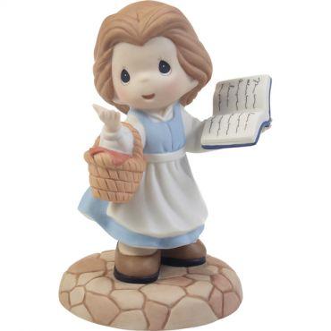 Precious Moments Dream Of Adventure Belle Figurine
