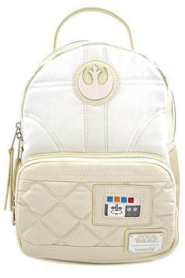 Loungefly Star Wars Princess Leia Hoth Cosplay Mini Backpack - STBK0194