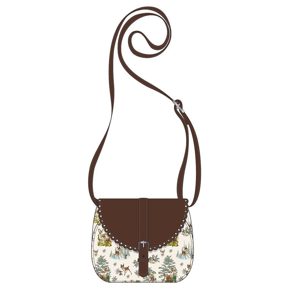 Loungefly x Disney Bambi Handbag Cross Body