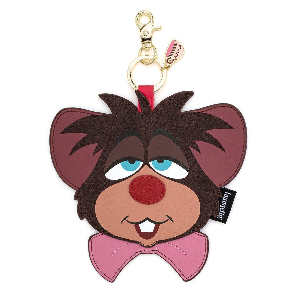 WDWA1211 Alice in Wonderland Sleepy Mouse Cardhold