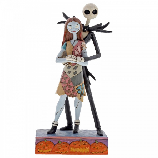Disney Traditions Fated Romance (Jack and Sally Figurine) - 4057951