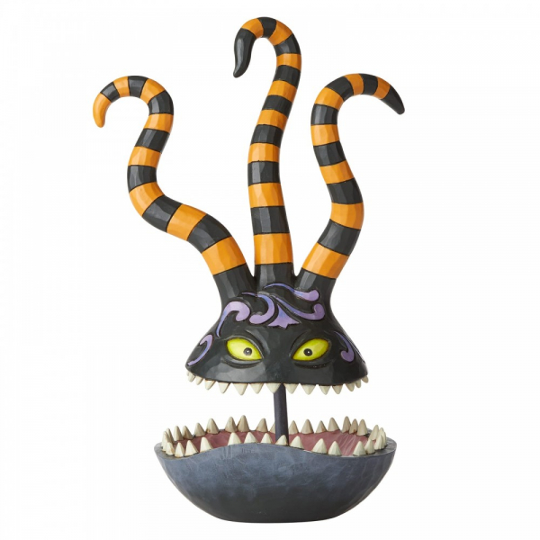 Disney Traditions Harlequin Demon Candy Dish Figurine - 6002838
