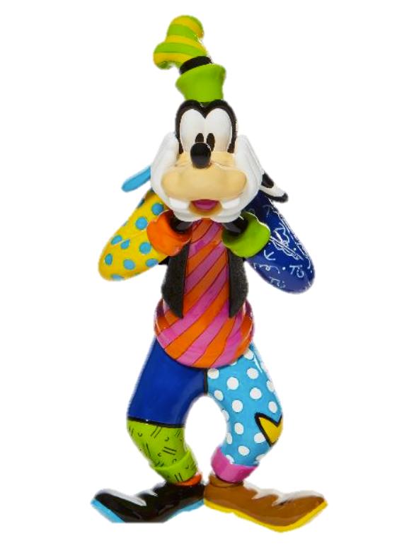 Disney Britto Goofy Figurine - 6008526