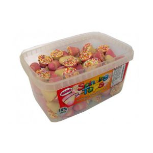 120 Spinning Tops Choc Sweets