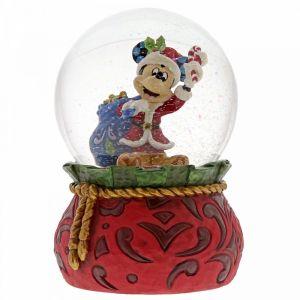 Disney Tradition Bringing Holiday Cheer (Santa Mickey Mouse Waterball) - 6001360