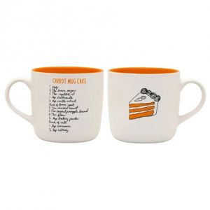 About Face Designs Carrot Cake Mug - 187681