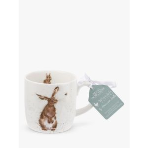 Wrendale Designs Hare and Bee Mug