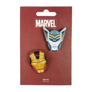 Marvel Avengers Brooch - 2600000553