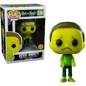 28791 Rick and Morty - Toxic Morty Pop! Vinyl