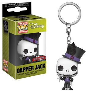 31437 Pocket POP! Keychain: Disney: NBX: Dapper Ja