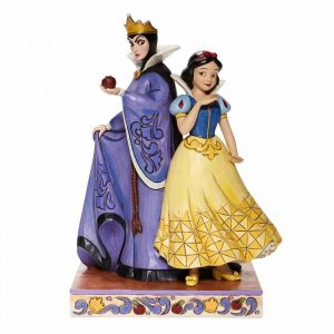 Disney Traditions Evil and Innocence - Snow White and Evil Queen Figurine - 6008067