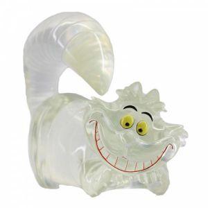Disney Showcase Clear Cheshire Cat Figurine - 6008700