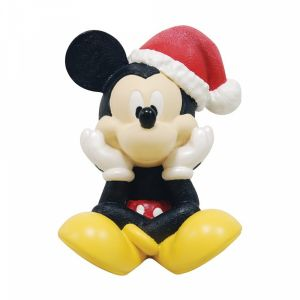 D56 Christmas Mickey Mouse Figurine - 6007131