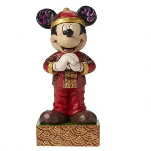 Disney Traditions Greeting From China - 4046050