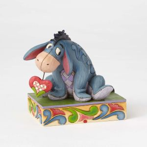 Disney Traditions Heart On A String Eeyore Figurine - 4055437