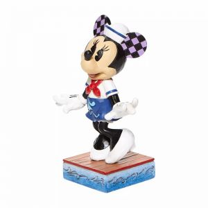 6008080 Disney Traditions Minnie Personality Pose