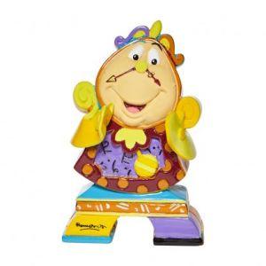 Britto Cogsworth Mini Figurine - 6008530