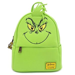DSSBK0016 DR. SEUSS THE GRINCH COSPLAY BACKPACK