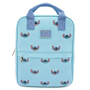 WDBK0944 Lilo and Stitch  Canvas Backpack