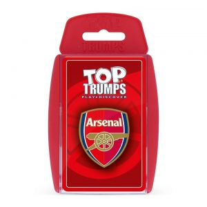 Arsenal Top Trumps