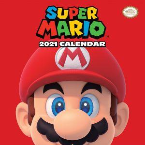 Super Mario 2021 Calendar - C21002