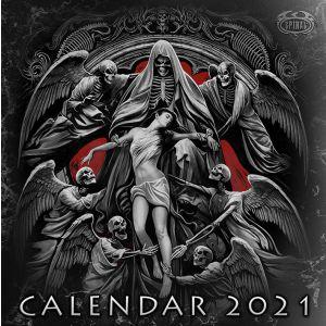 Spiral 2021 Calendar - C21014