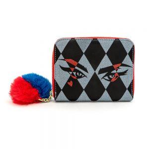 DCCWA0016  Birds Of Prey Harley Eyes Wallet