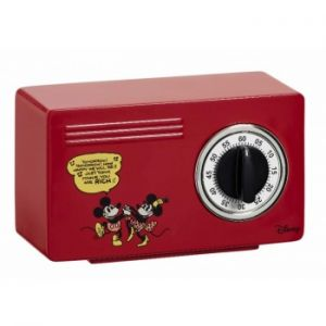 DI05735 Funko - Kitchen Timer: Mickey & Minnie Red
