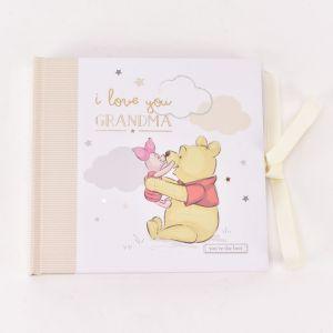 """Disney Magical Beginnings Photo Album 4"""" x 6"""" - Pooh"""