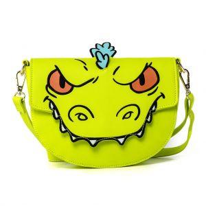 Loungefly Nickelodeon Rugrats Reptar Cross Body/Waist Bag - NICTB0003