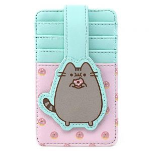 Loungefly Pusheen Donuts AOP Cardholder - PUWA0003