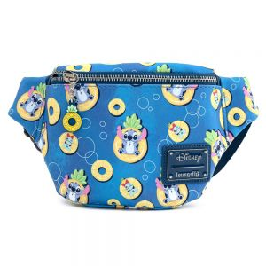 Loungefly Disney Lilo and Stitch Pineapple Floaty Fanny Pack - WDTB1916