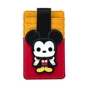 Funko Pop by Loungefly Disney Mickey Mouse Card Holder