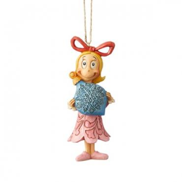 Cindy with Ball Hanging Ornament - 6004068